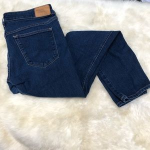 H&M skinny low rise jeans